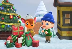 Christmas Toy Items Have Appeared In Animal Crossing: New Horizons For A Limited Time 3
