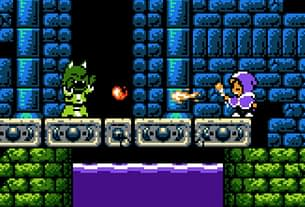 Retro-Style Platformer Alwa's Awakening Is Getting An Official NES Port 3