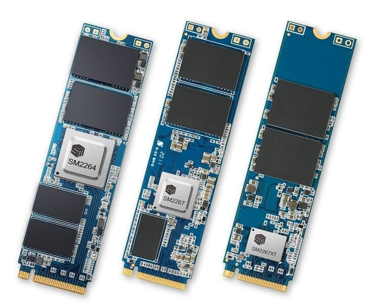 Sweet Silicon Motion; Meet Your New PCIe 4.0 NVMe Controllers 4