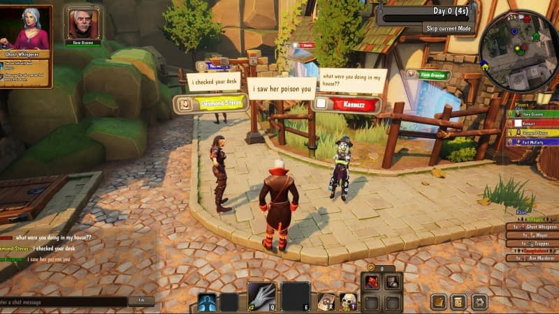 New Among Us-Inspired RPG Eville Announced, Demo Available Today 1