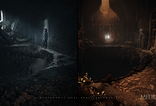 New The Medium Trailer Introduces The Game's Main Antagonist, The Maw 4
