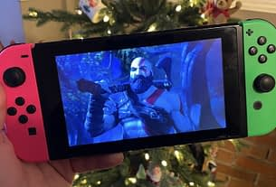Ye Gods! Kratos From God Of War Comes To The Switch, Via Fortnite 2