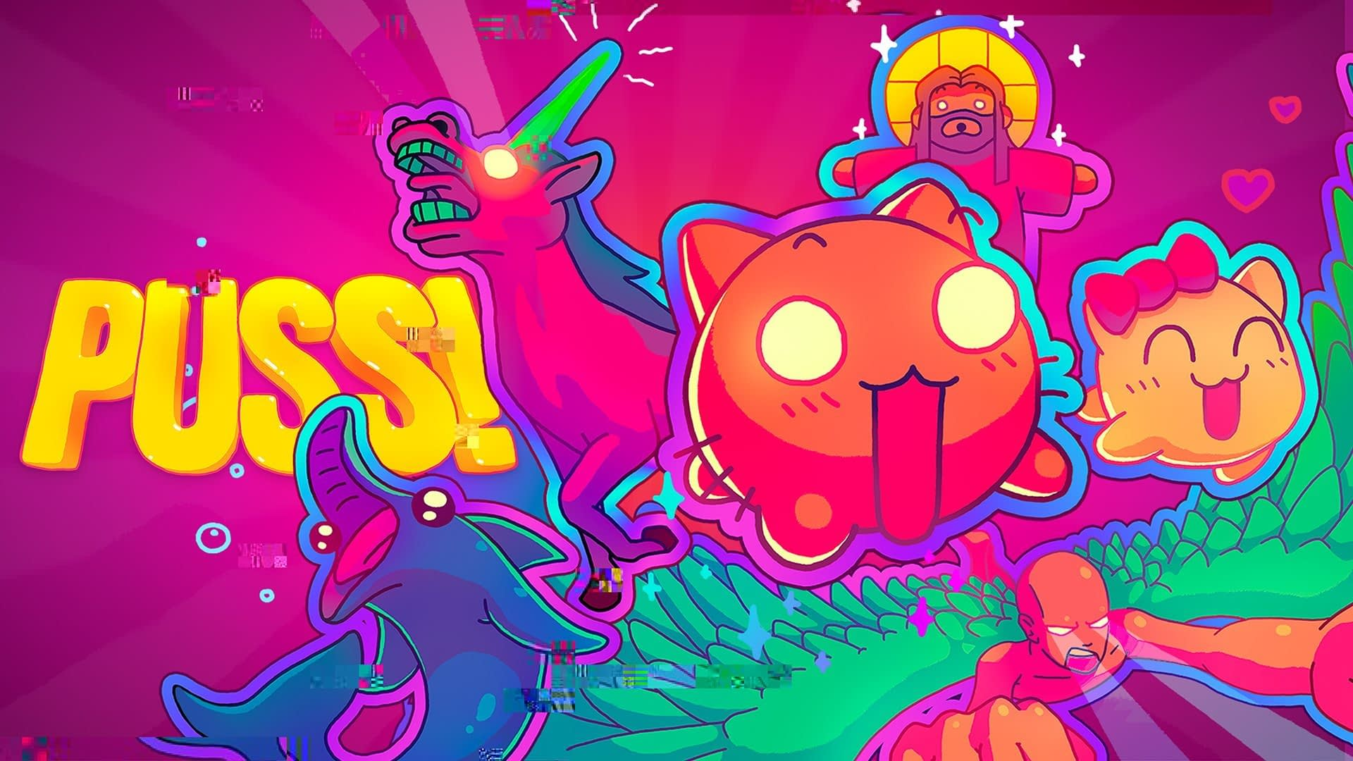 PUSS! Is Now Available For Digital Pre-order And Pre-download On Xbox One And Xbox Series X|S 1