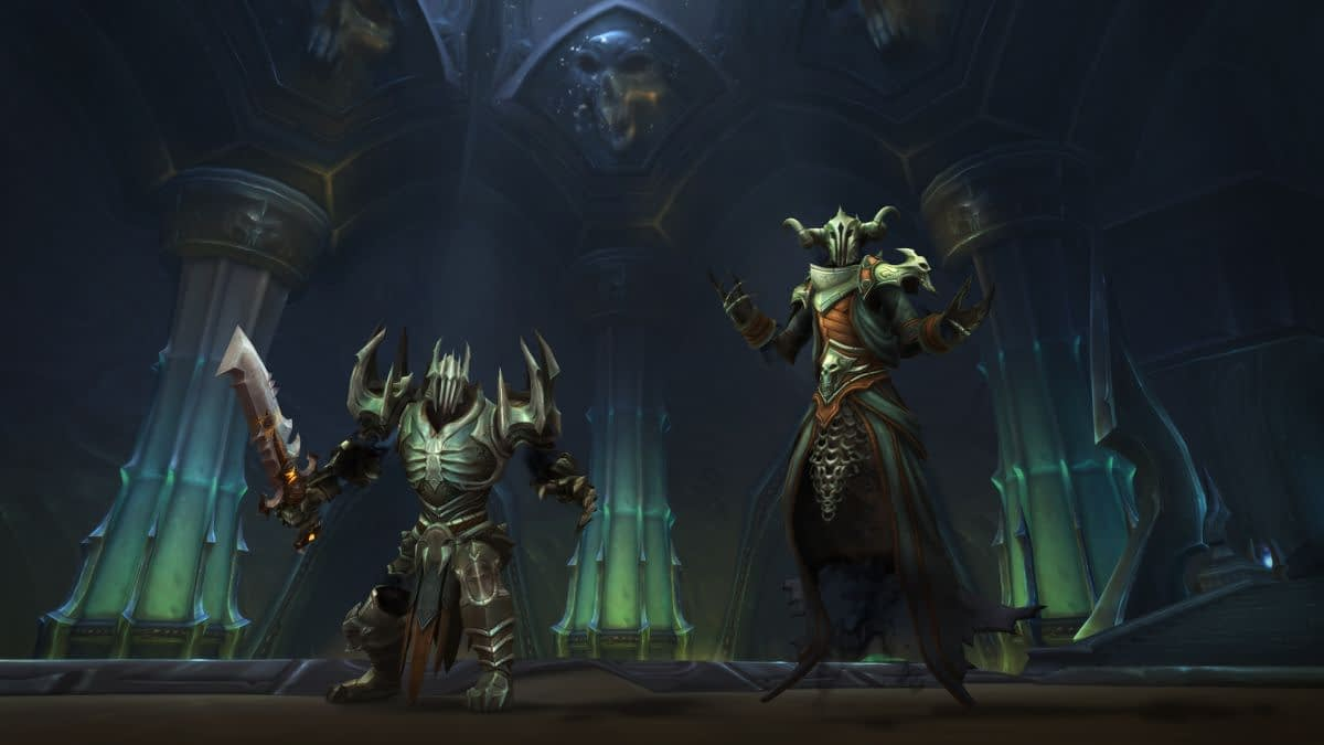 World of Warcraft's roguelike dungeon is being overhauled so that failing to beat it won't ruin your night World of Warcraft: Shadowlands 1