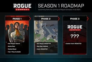 New Rogue Company, Smite, and Paladins Seasons Revealed at Hi-Rez Showcase 1