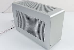 The New DAN Cases DAN A4-SFX ITX Case 4