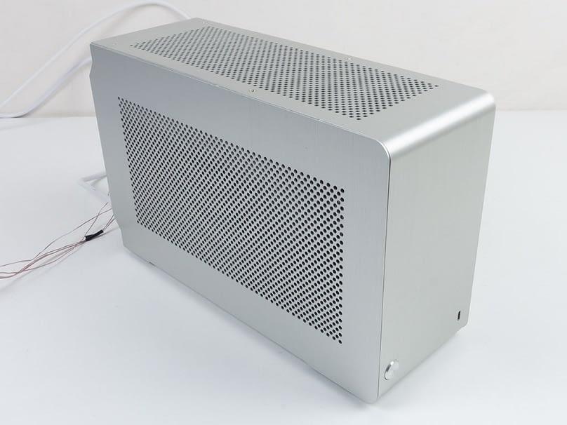 The New DAN Cases DAN A4-SFX ITX Case 1