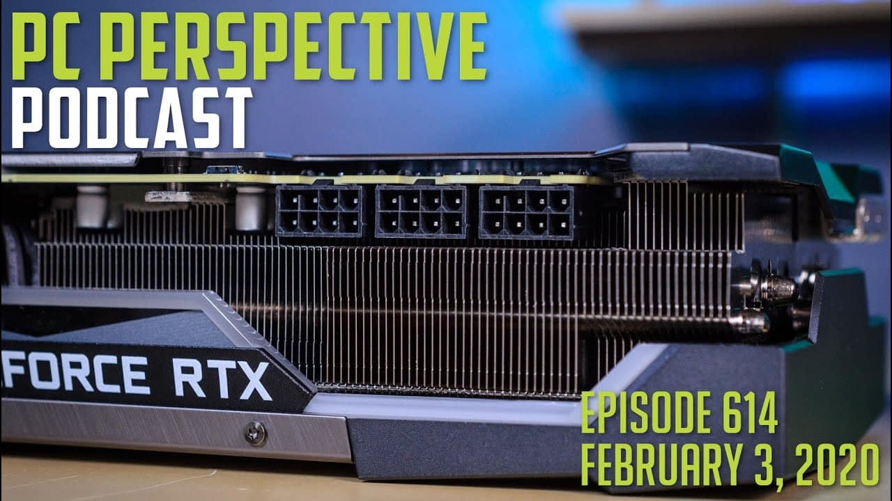 Podcast #614 – MSI Suprim GPUs, Tesla Recall, Synology Drives, Cyberpunk update, Monstargear and much more! 1