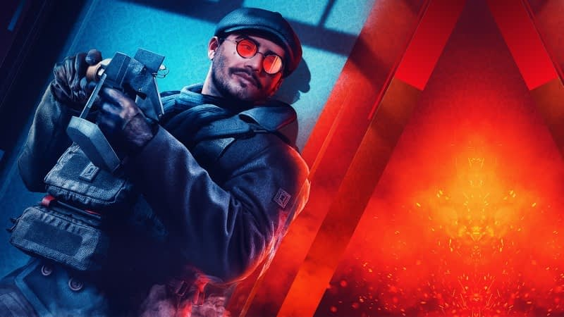 Hands-On With Rainbow Six Siege: Crimson Heist — New Attacker Flores, Border Map Rework 1