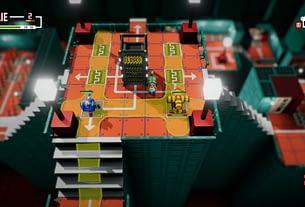 Sci-fi Arcade Shooter RoboPhobik is Available Now 3