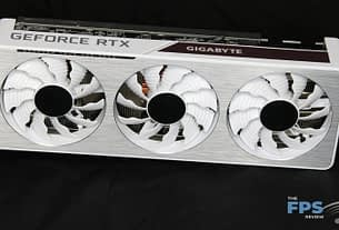 GIGABYTE GeForce RTX 3070 VISION OC, A Card Of A Different Colour 3