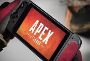 Apex Legends Switch News Coming Very Soon, Says Respawn Entertainment 3