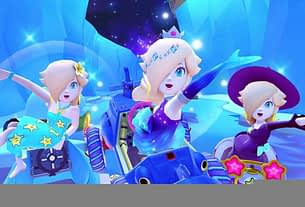 "Get Festive With Rosalina's ""Starry Skies And Icy Planets"" Update For Mario Kart Tour 2"