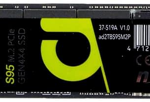 addlink S95, Eyes On A New Phison SSD 4