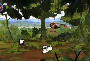 Explore The Amazon Rainforest In Tunche, Coming To Switch In March 2021 2