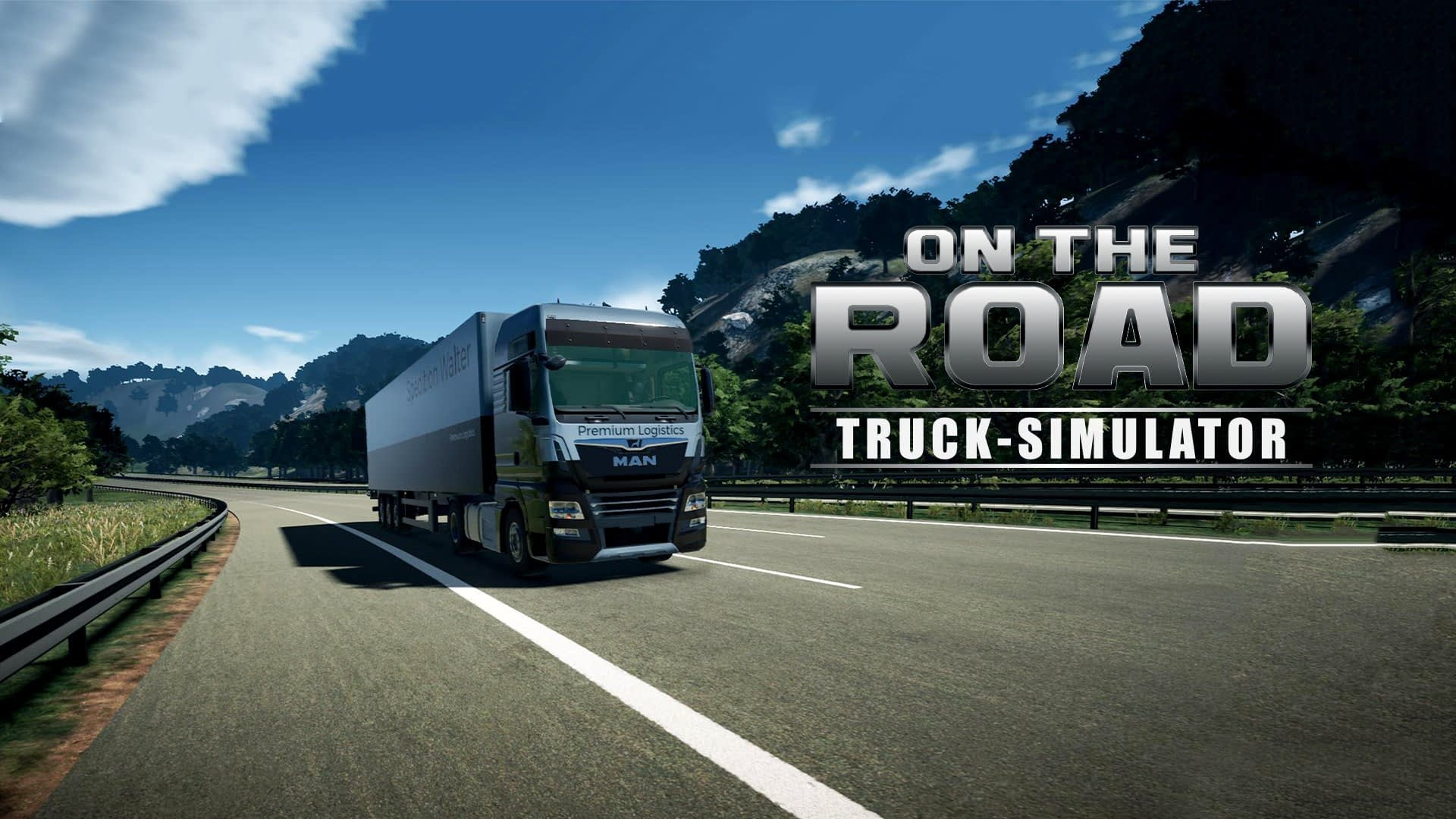 On The Road The Truck Simulator Is Now Available For Digital Pre-order And Pre-download On Xbox One And Xbox Series X|S 1