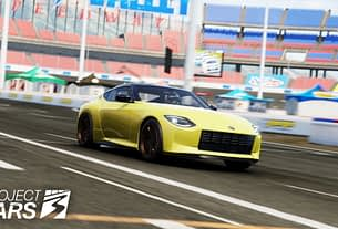 Creating the Mythical Nissan Z Proto in Project CARS 3: Power Pack DLC 2