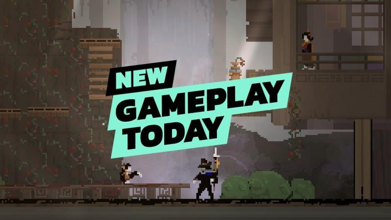 New Gameplay Today – Olija 1