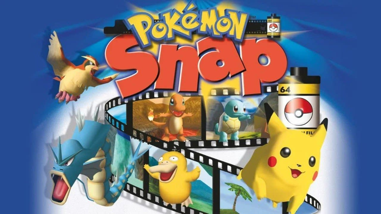 Video: How Pokémon Snap Replaced Its Blockbuster Collaboration On Wii & Wii U 2