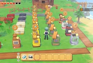 Story Of Seasons: Pioneers Of Olive Town Is Getting Patched, Following Difficult Launch In Japan 2