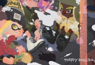 Nintendo And Game Developers From Around The World Share 'Happy Holidays' Messages 3