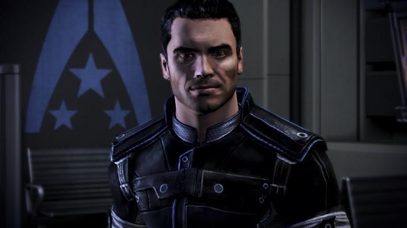 BioWare Says Kaidan's Male Shepard Romance Wasn't Cut, It Was Never Planned 1