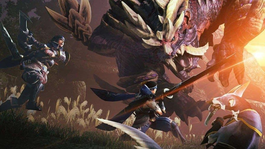 Capcom Will Broadcast Three Monster Hunter Live Streams Next Month 1