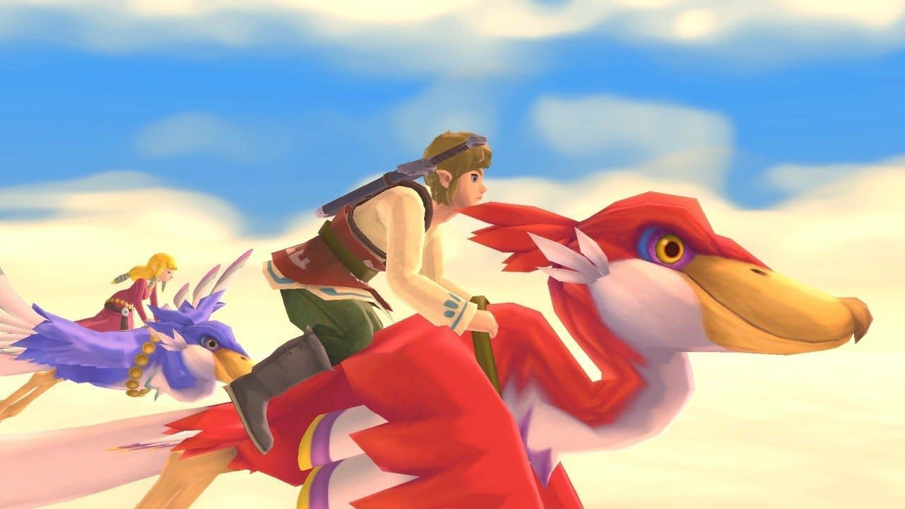 "Zelda: Skyward Sword HD Tops ""Best Seller"" Chart On Amazon, As Pre-Orders Sell Out 1"