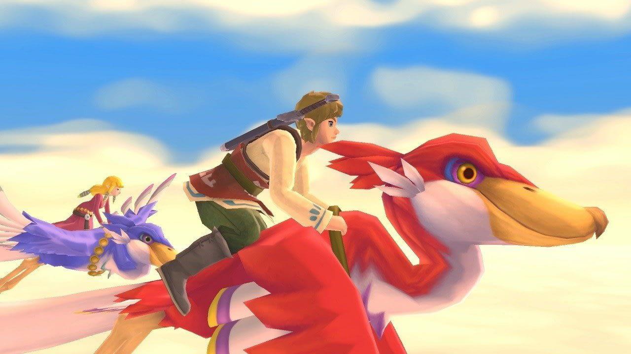 "Zelda: Skyward Sword HD Tops ""Best Seller"" Chart On Amazon, As Pre-Orders Sell Out 2"