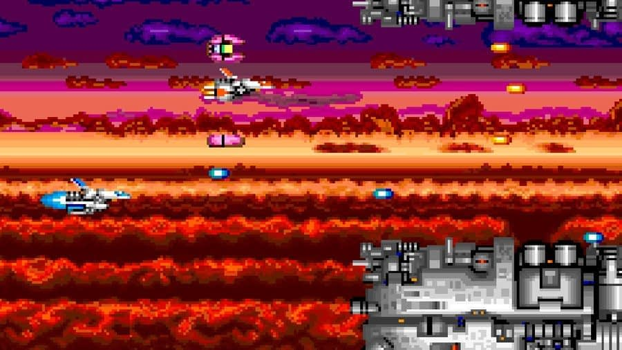 Konami Shmup Thunder Cross Joins The Arcade Archives This Week 1