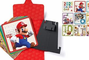 My Nintendo Europe Is Offering This Cute 2021 Calendar - Just Pay Shipping 2