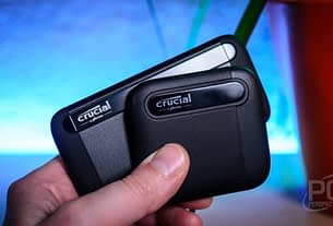Crucial X6 and X8 Portable SSD Review: A Pair of 2TB Pocket Options 2