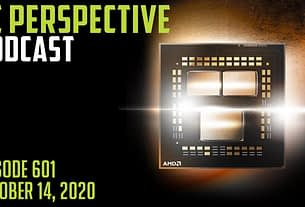 PC Perspective Podcast #601 – Ryzen 5K is Coming! WD PCIe G4 SSD, a tad of iPhone 12, FAAAST reviews plus way more!! 4