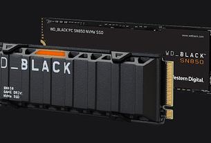 Western Digital WD_BLACK SN850 NVMe PCIe Gen4 SSD On the Way 2