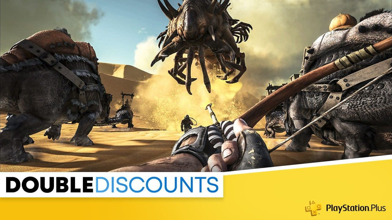PlayStation Plus Double Discounts promotion comes to PlayStation Store 1