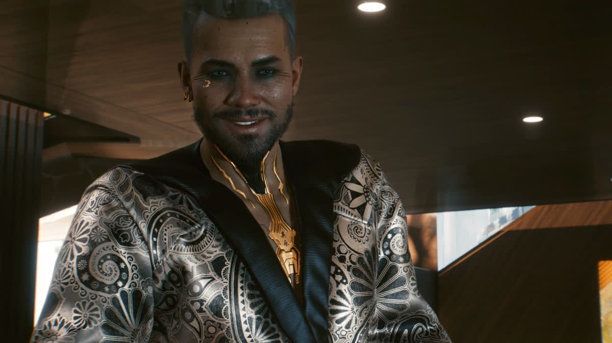 This 11GB Cyberpunk 2077 mod fixes the audio mix Cyberpunk 2077 - Kerry 2