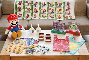 7-Eleven In Japan Is Running A Super Mario Merch Lottery, With New Mario-Themed Food 3