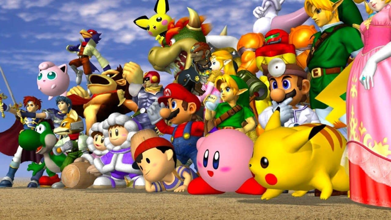 Video: Someone Finally Managed To Hit Every Smash Bros. Melee Credit 1
