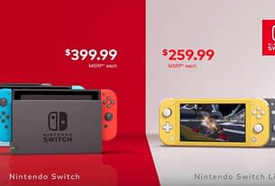 No, This Nintendo Ad Didn't Raise The Price Of The Switch - It's Just Canadian 2