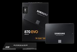 Samsung Introduces 870 EVO SATA SSD 4