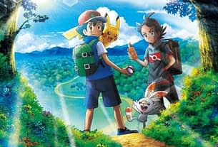 More Pokémon Journeys Episodes Arrive On Netflix Next Month (US) 2