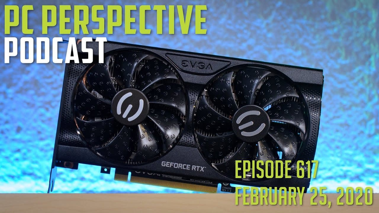 Podcast #617 – RTX 3060, Katar Pro XT, Fractal Meshify 2 Compact Reviews and Nvidia mining gimp plus so much more 1