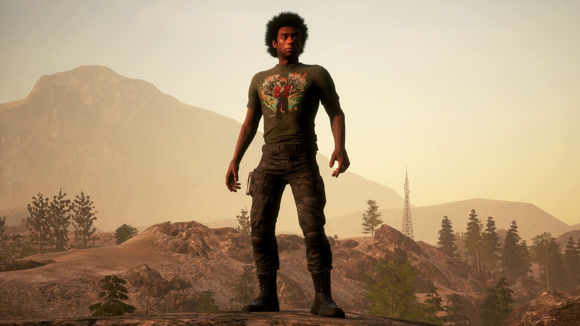 State of Decay Commissions New T-shirt to Support NAACP for Black History Month 1