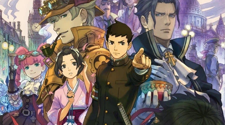 The Great Ace Attorney Chronicles Has Been Rated For Nintendo Switch 1