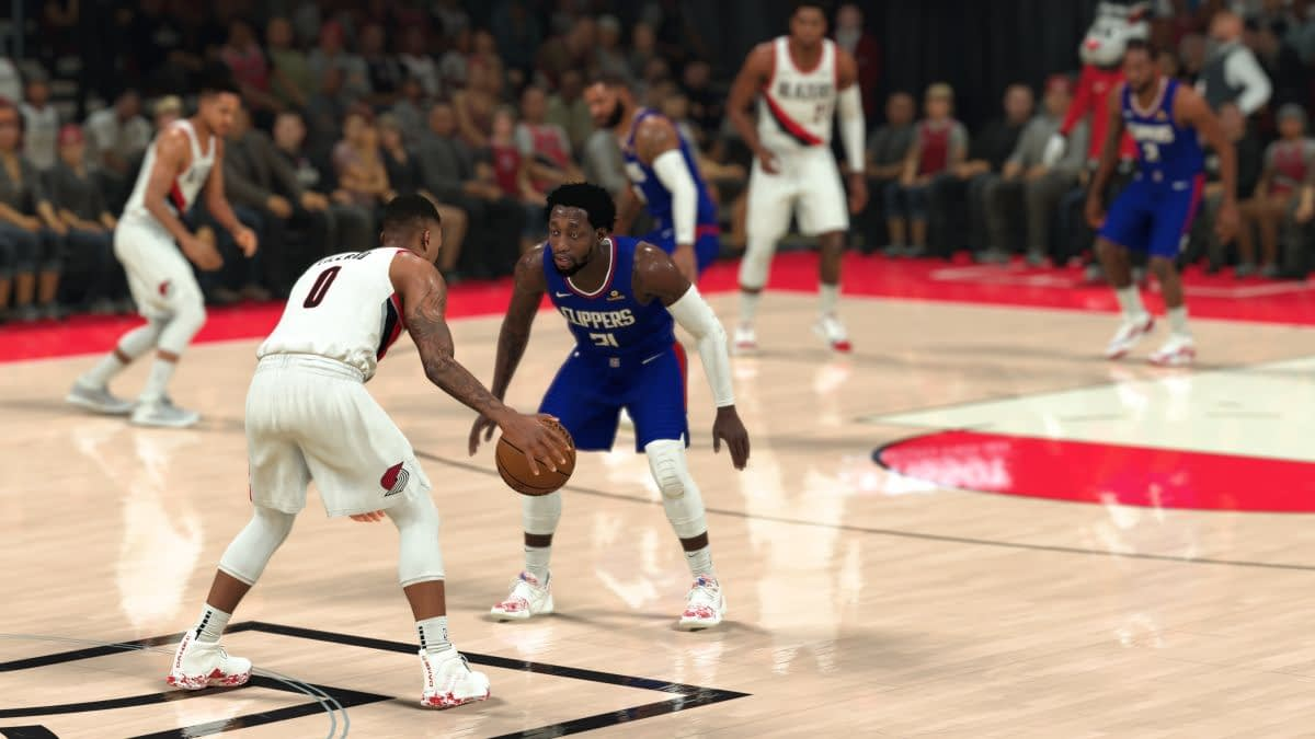 Ahead of Steam's Lunar New Year sale, Green Man Gaming is having its own NBA 2K21 2