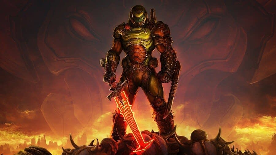 Feature: DOOM Eternal Finally Gets A Switch Release Date - We Speak To Port Wizards Panic Button 7