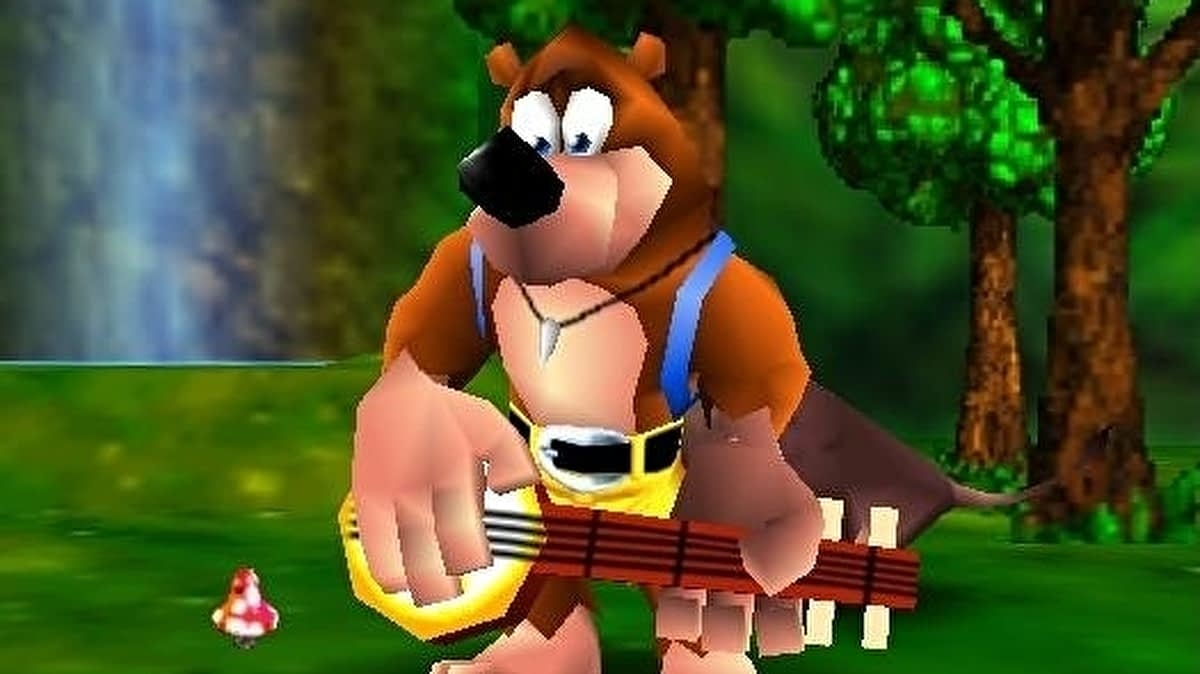 Unearthed Nintendo missive reveals why Banjo-Kazooie's infamous Stop 'N' Swop feature was ditched 1