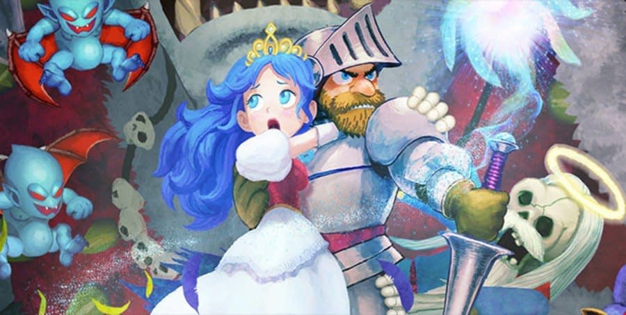 Preview: Ghosts 'n Goblins: Resurrection Is Going To Hurt You, A Lot 1