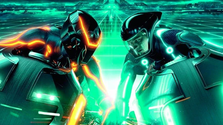Get Ready To Fight For The Users, It Seems Tron Is Coming To Fortnite 1
