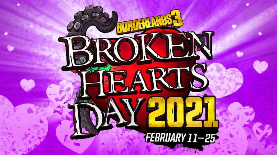 Borderlands 3 Broken Heart's Day Event, Director's Cut Add-on, and More Coming to Xbox 1